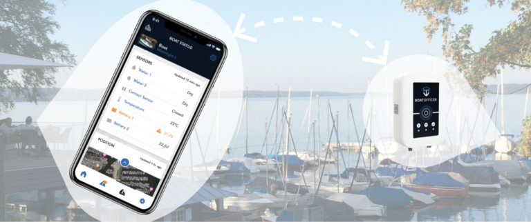 BoatOfficer – Fernüberwachung für Dein Boot