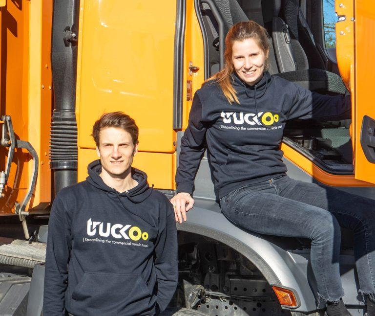 truckoo macht den Verkauf von gebrauchten Nutzfahrzeugen und Baumaschinen einfacher