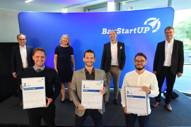 ING3D siegt im Finale des Businessplan Wettbewerb Nordbayern 2020