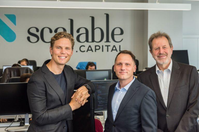 Scalable Capital sammelt in Serie D-Finanzierungsrunde 50 Millionen Euro für weiteres Wachstum ein