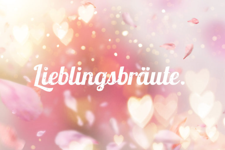 Lieblingsbräute – die Hochzeitsmesse & Eventflohmarkt für Hochzeitsartikel