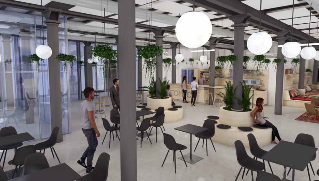 ZOLLHOF Nürnberg – neues Zuhause für Nürnbergs digitale Startup-Szene