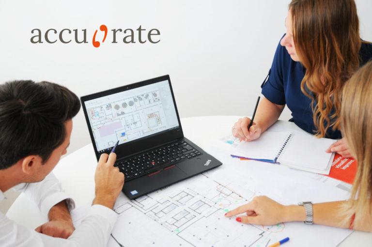 accu:rate – bringt Weitsicht in die Planung