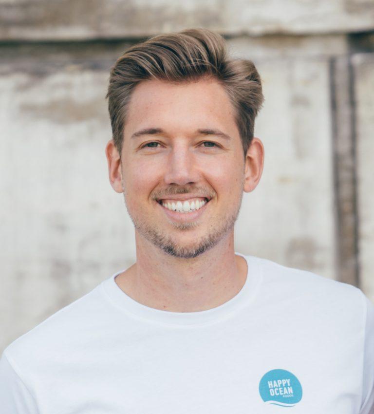 Julian Hallet von Happy Ocean Foods