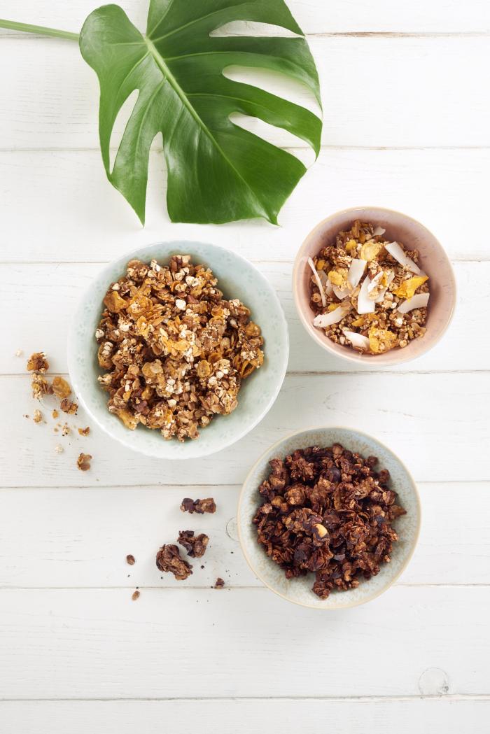 Aloha Granola aus München vereint die Lebensfreude aus Hawaii mit hochwertigen Zutaten