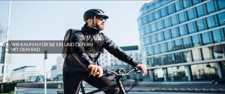 Radkurier24 – findet den passenden Fahrradkurier in Eurer Nähe