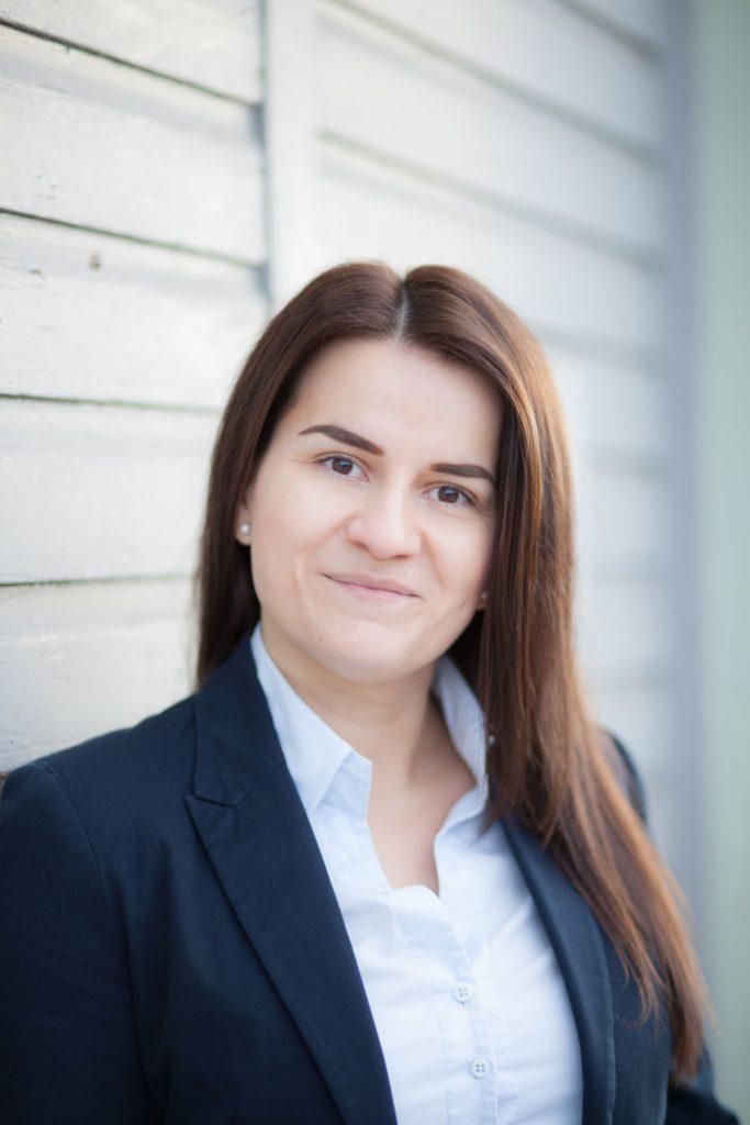 Amela Birindžić von HR Frog