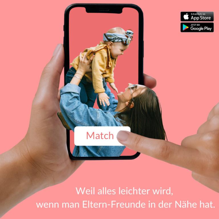 famzy – die Newcomer App für Mamas und Papas