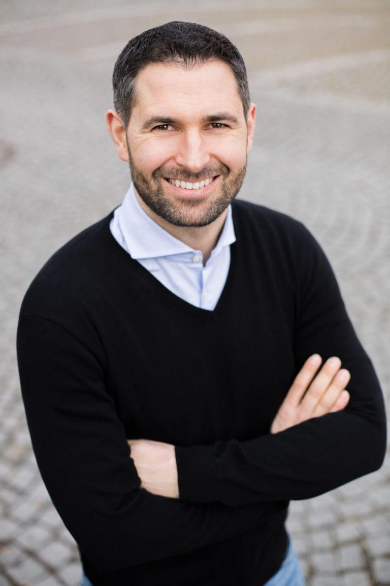 Nicolas Schwaab von Pionierkraft