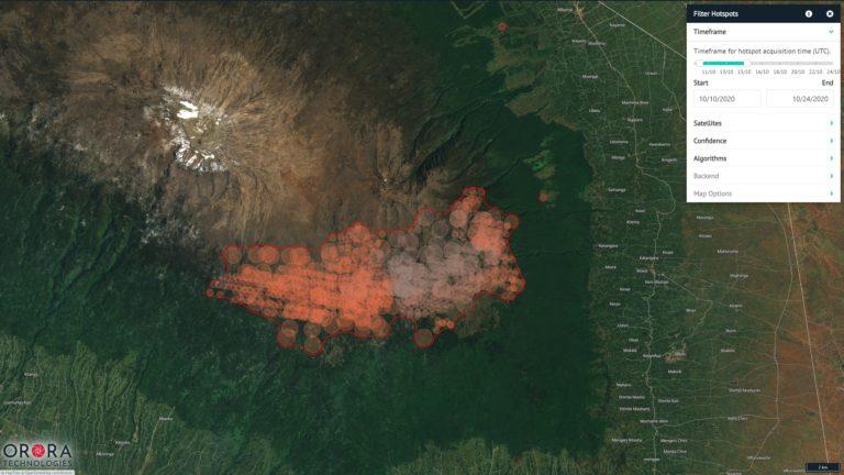 Waldbrand-Frühwarnsystem durch Nanosatelliten: Wachstumsfonds Bayern beteiligt sich an OroraTech