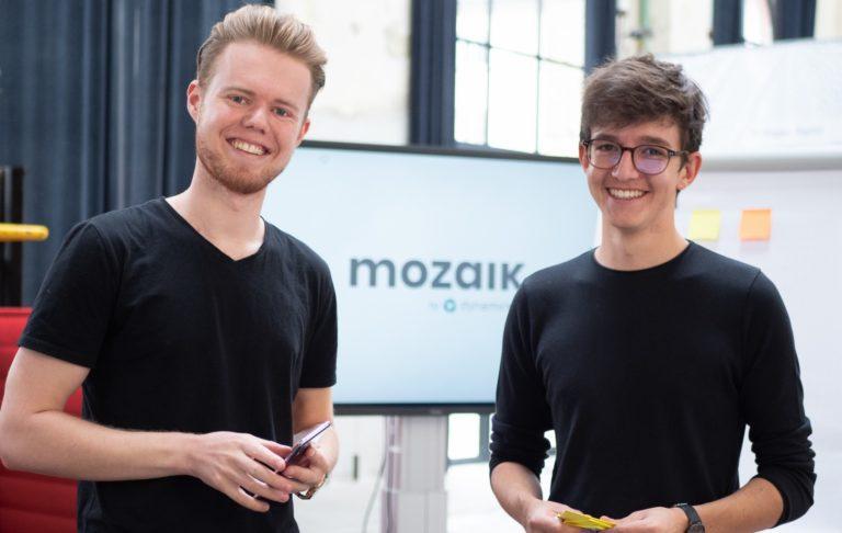 """Firmenvideos ohne Vorkenntnisse erstellen: Bayern Kapital beteiligt sich an Picture Framing (""""Mozaik"""")"""