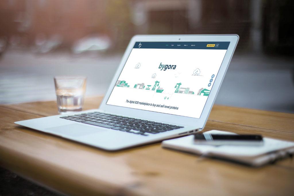 bygora – die Plattform für neue & nachhaltige Proteinquellen