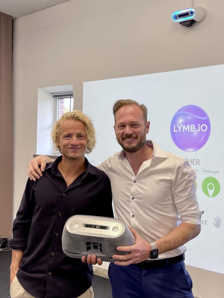 Münchener Startup LYMB.iO gewinnt Tino Mittelmeier als Co-CEO